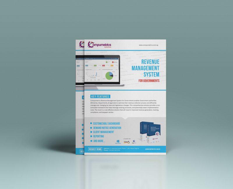 Compumetrics – Flyer